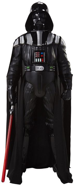 "Star Wars 48"" Darth Vader Motion Activated Lights & Sound Battle Buddy Action Figure for Sale in Arlington, VA"