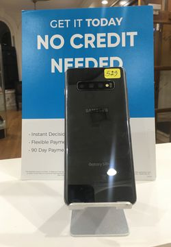 SAMSUNG S10PLUS 512GB FACTORY UNLOCKED GREAT CONDITION Thumbnail