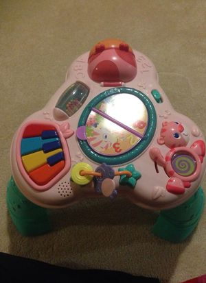 Bright-Starts-Pretty-in-Pink Baby Toy for Sale in Silver Spring, MD