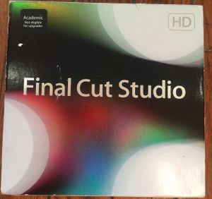 Final Cut Studio HD Computer Software for Sale in Pittsburgh, PA