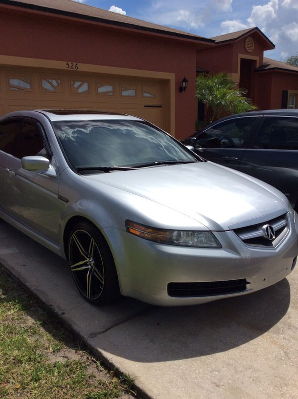 Acura TL RUNS LIKE NEW AUTOMATIC AC Pw PL Navigation - 2004 acura tl for sale by owner
