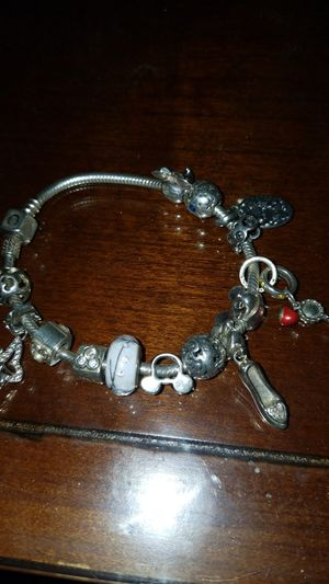 Disney Chamilla charm bracelet and charms retired for Sale in Clermont, FL