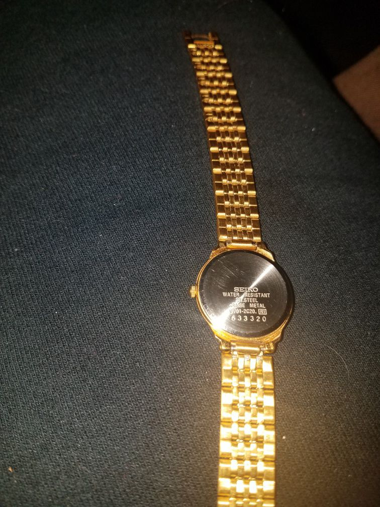 Watch & other items
