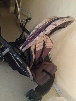 Baby trend stroller double Thumbnail