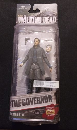 The Walking Dead GOVERNOR series 8 for Sale in Gaithersburg, MD