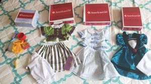 American girl doll outfits for Sale in Alexandria, VA
