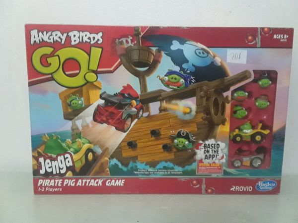 Angry Birds GO pirate set,games ,kids,toys, for Sale in
