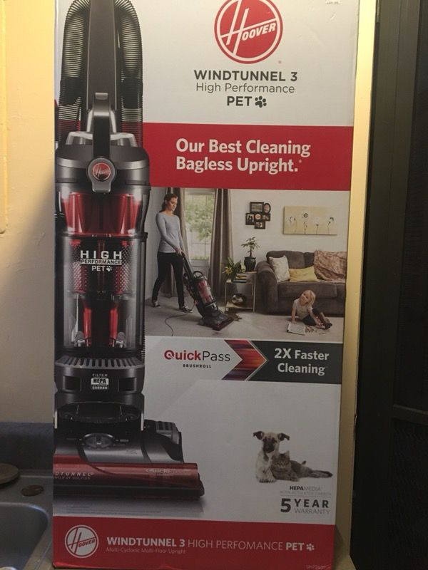 Brand New Hoover Windtunnel Vacuum For Sale In San Leandro Ca Offerup