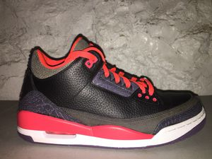 "Air Jordan 3 ""Bright Crimson"" for Sale in Manassas, VA"