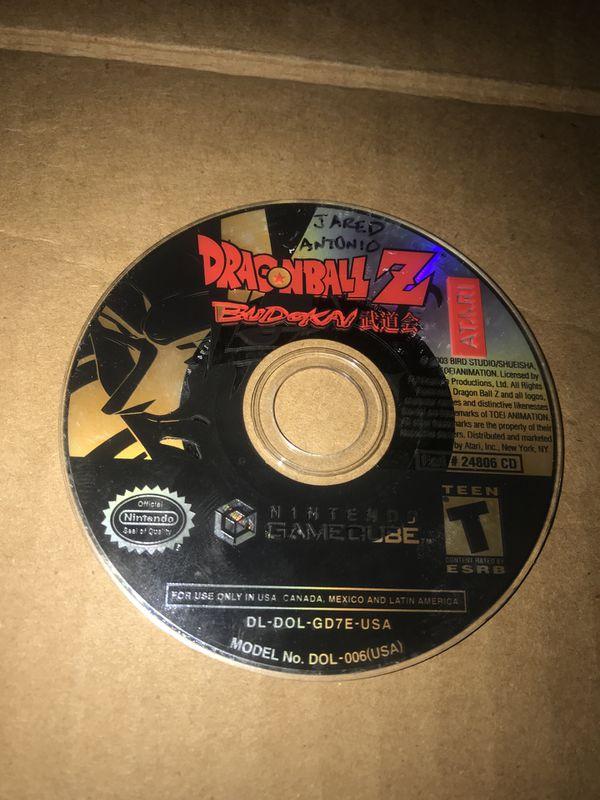 Dragonball Z Budokai Nintendo GameCube for Sale in Corona, CA - OfferUp