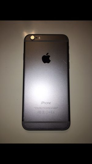 💎Unlocked to any carrier💎 Space Gray iphone 6 16GB for Sale in Hyattsville, MD