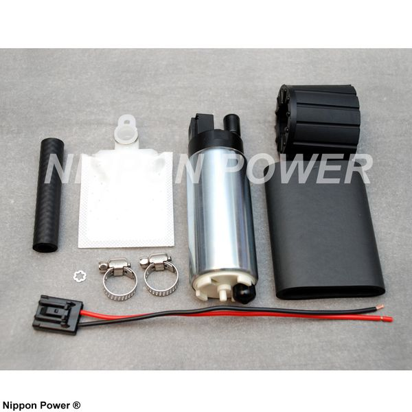 255lph Fuel Pump 342 Style For Honda Civic Acura Integra