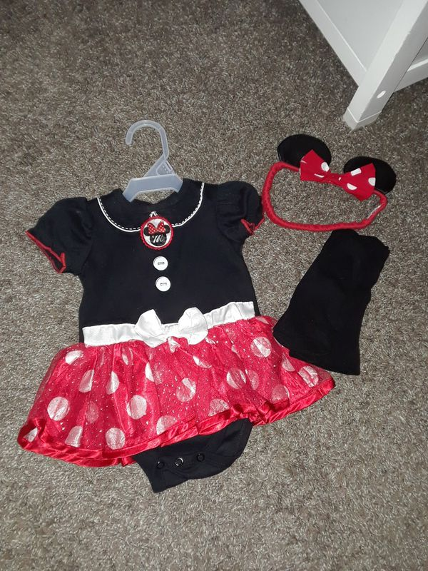 46e17488534b Minnie mouse costume for Sale in West Jordan