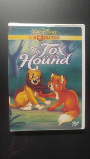 Disney's the Fox and the Hound DVD for Sale in Raleigh, NC