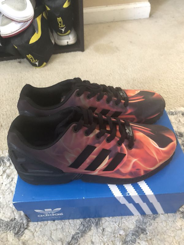sale retailer 20111 5e15d Adidas Zx Flux for Sale in Lithonia, GA - OfferUp