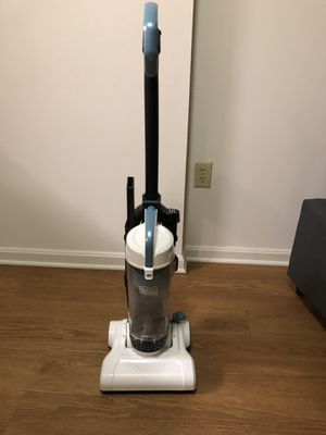 Black + Decker Lightweight Compact Upright Vacuum for Sale in Arlington, VA