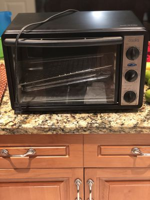 Sensio Cook 22008 6-Slice Toaster Oven/Broiler (Price Negotiable) for Sale in Silver Spring, MD