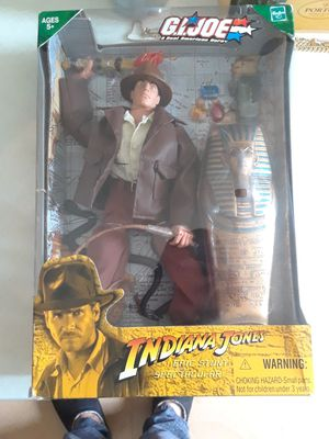 Indiana Jones action figure toy collectibles for Sale in Los Angeles, CA