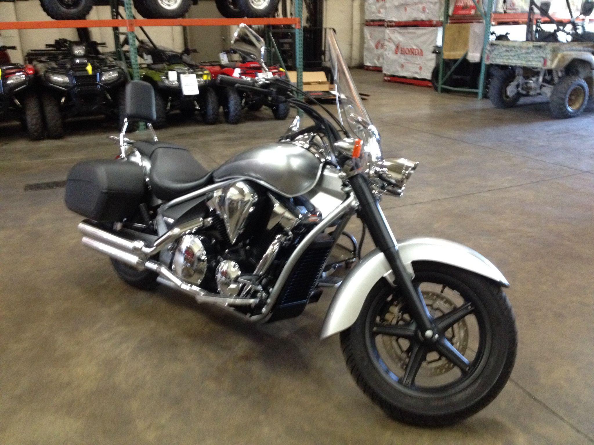Photo Motorcycle Honda Interstate 2014