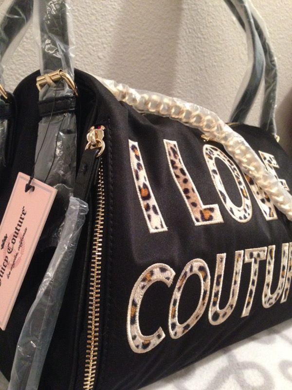 Juicy Couture Purse *brand new*