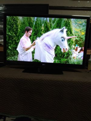 Photo 50 inch LG smart tv Led esta delgadita