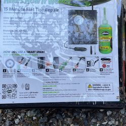 Slime 50107 Smart Spair Emergency Tire Repair Kit Thumbnail