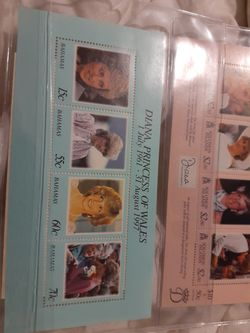 Set Of Princes Diana Of Wales 3 Sets Total With Certificates Thumbnail