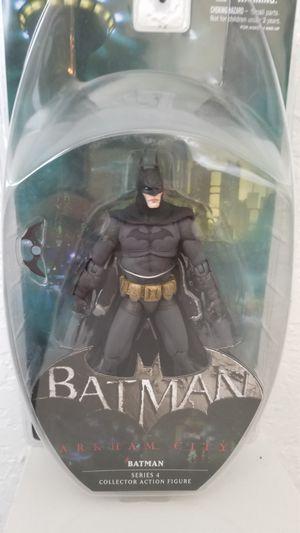 Batman Arkham City DC Collectibles Series 4 Batman action figure for Sale in Saint Cloud, FL
