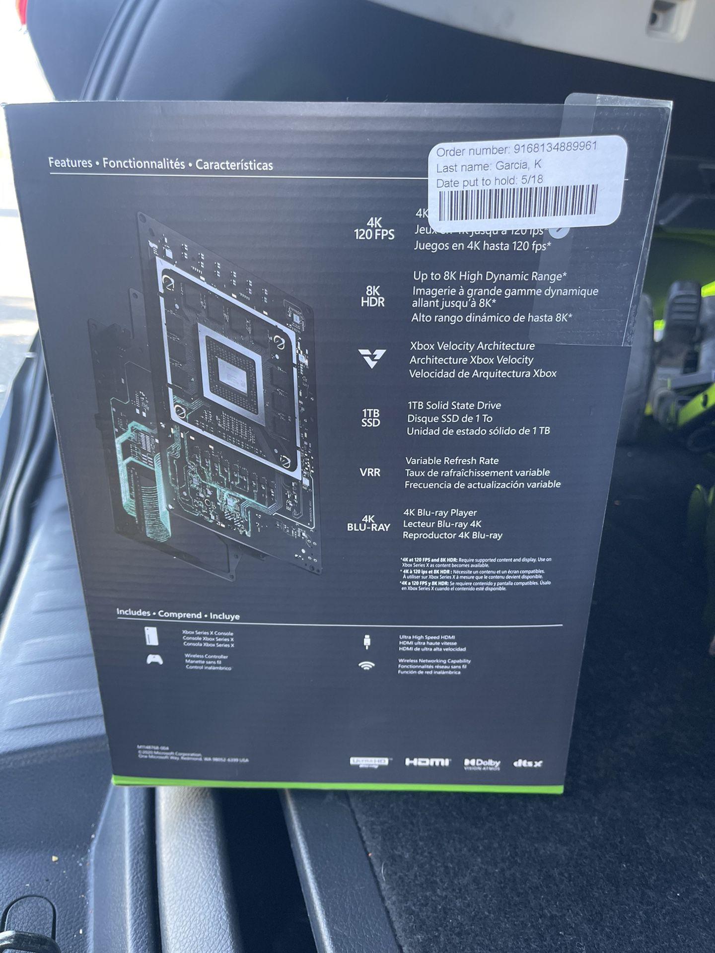 Brand New  Xbox Series X!