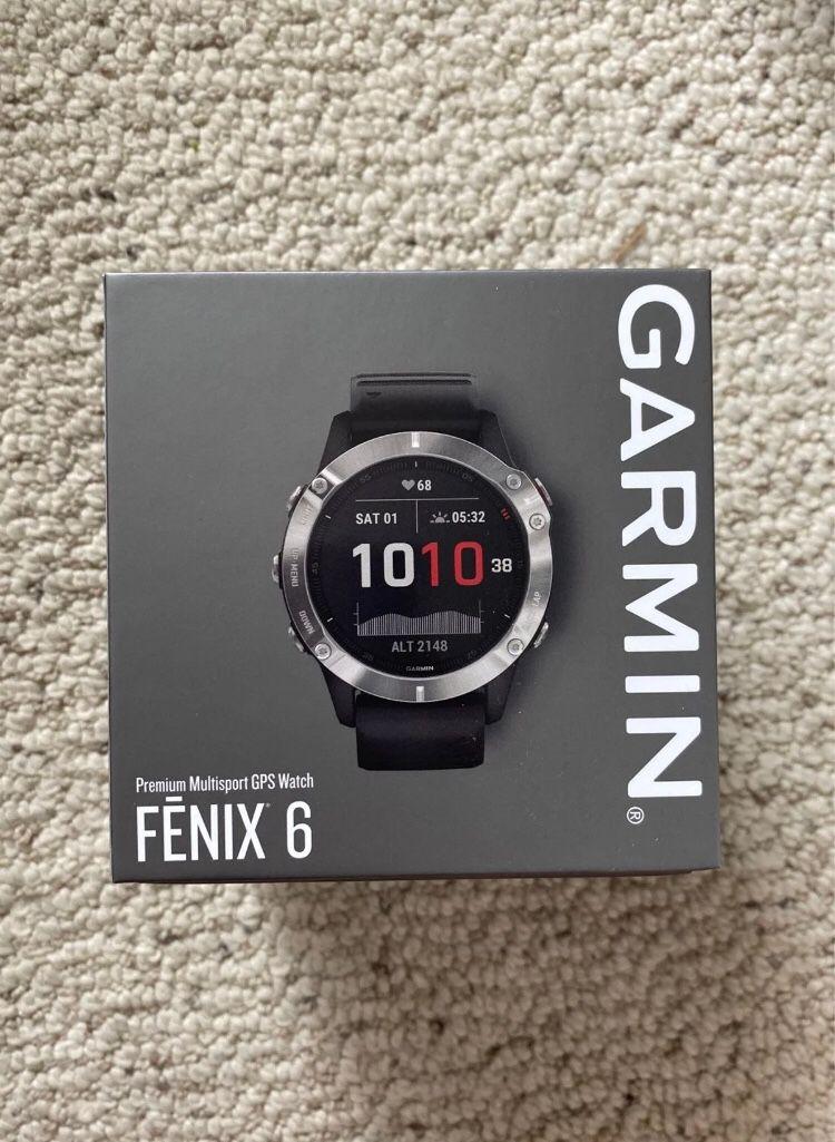 Garmin Fenix 6 MSRP