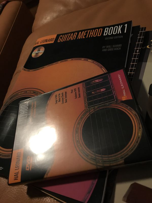 Guitar Chords Dvd And Guitar Method Books For Sale In Holiday Fl