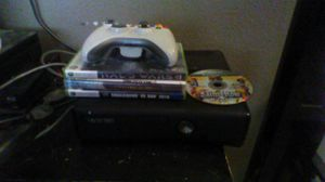 X box 360 with 8 games and controlldr for sale  Independence, KS