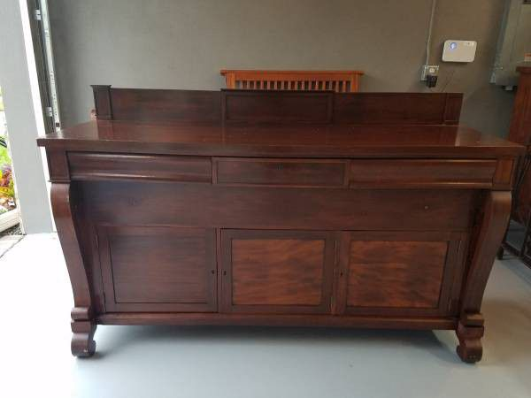 Antique Buffet Table For Sale In Tampa Fl Offerup