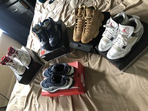 Photo NIKE AIR MAX and JORDANS *read description
