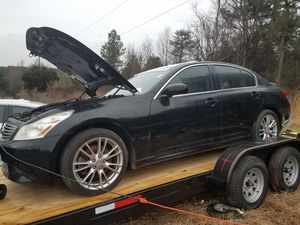 07 08 09 Infiniti g35x s parts for Sale in Duncan, SC