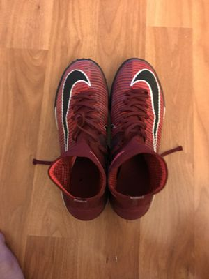 Nike Mercurial X Indoor Soccer Shoe; SIZE 8.5 for Sale in Gaithersburg, MD