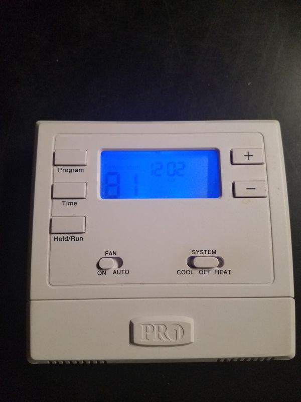 Pro1 Thermostat T605 2 For Sale In San Jose Ca Offerup