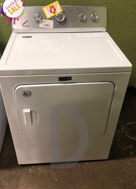 Maytag Electric Dryer 7 DMIX1 21🧳 🌂 ☂️ 🧵