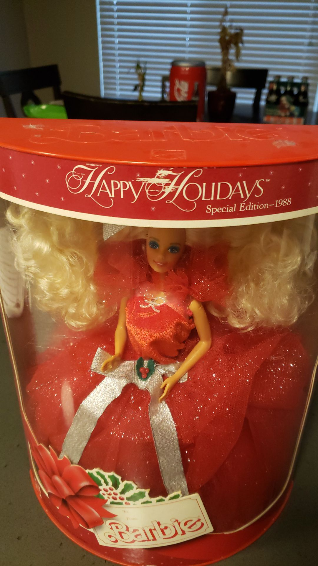 Holiday edition barbies
