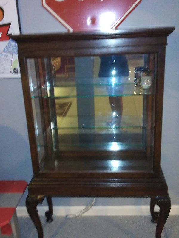 - Antique Curio Cabinet For Sale In Grove City, OH - OfferUp