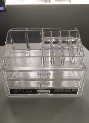 Cosmetic/jewelry organizer for Sale in Los Angeles, CA