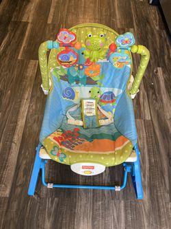 Rocker Portable Baby Seat Thumbnail