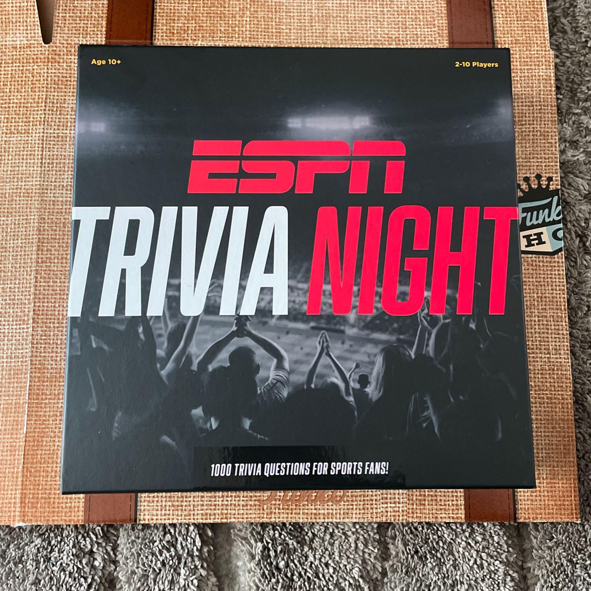 ESPN Trivia Night Funko Games