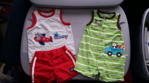 0-3 Month Short Outfits for Sale in Spanaway, WA