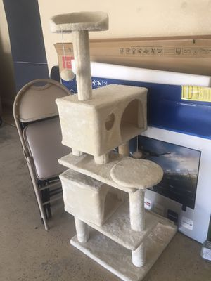 Photo Cat tower (not used)