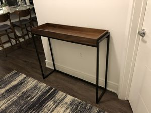 Console Entry Table For In Indianapolis