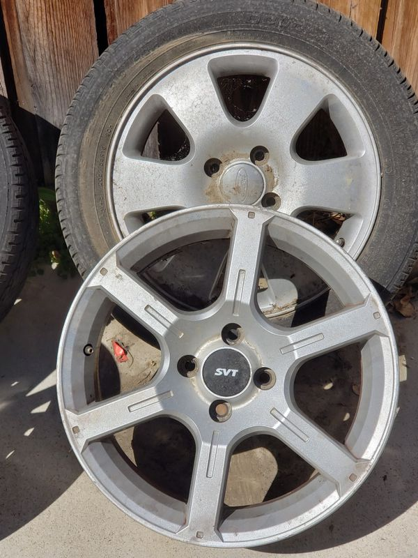 Ford Focus Svt Rims For Sale In Corona Ca Offerup