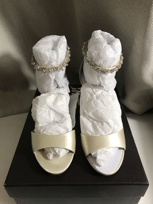 Badgley Mischka Wedding shoes for Sale in Philadelphia, PA