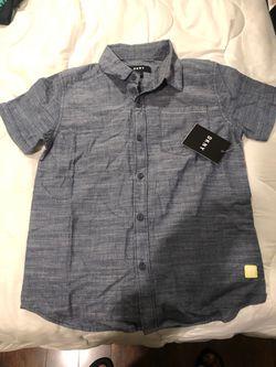 Boy DKNY short sleeve shirt Thumbnail