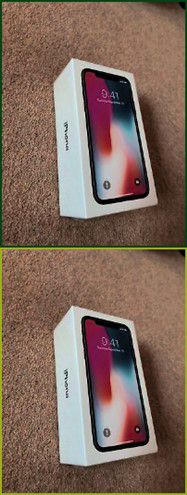Apple iPhone X Brand New 256GB Unlocked ///// Details only via text at: 657 2I4 33I6 for Sale in Manassas, VA